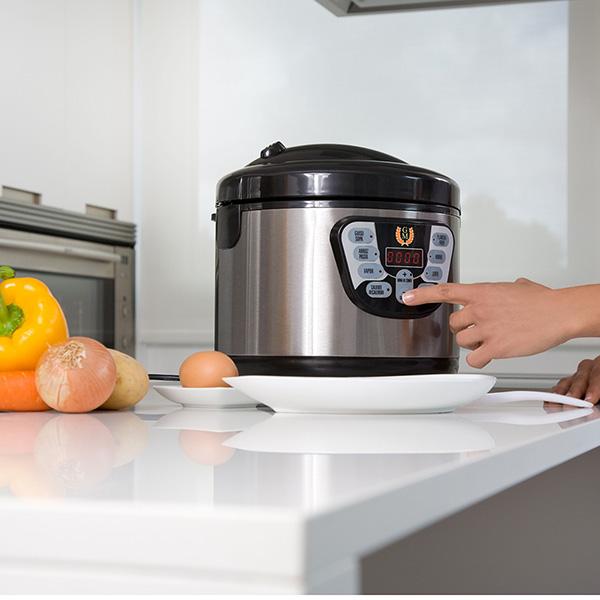 robot de cocina modelo alfa 5l cecotec c02022